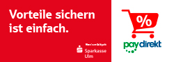 Sparkasse Ulm links