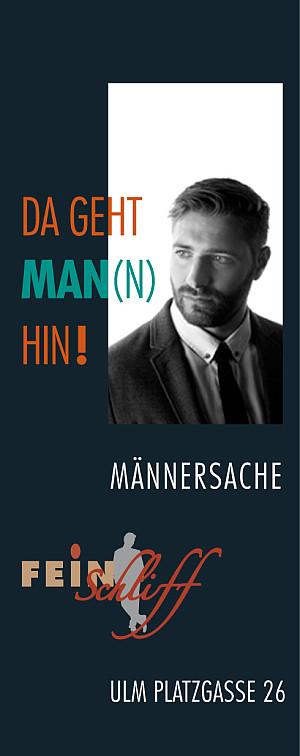 Feinschliff für Männer